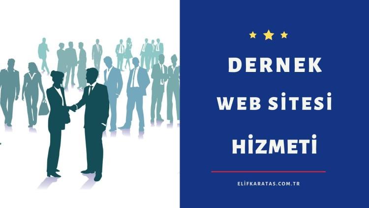 Dernek Web Sitesi